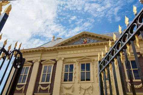 The Mauritshuis Royal Picture Gallery, The Hague, Holland