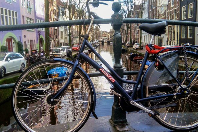 A-Bike Rental & Tours, Amsterdam, The Netherlands
