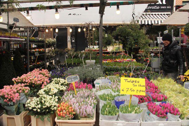 Albert Cuyp Market, Amsterdam, The Netherlands