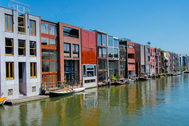 Architectural Tours, Amsterdam, The Netherlands