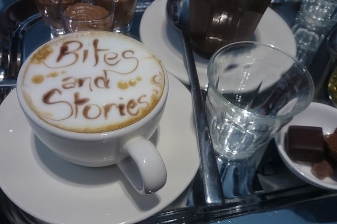 Bites & Stories, The Hague, The Netherlands