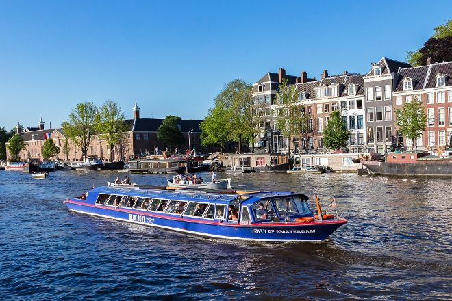 Blue Boat Company, Amsterdam, The Netherlands