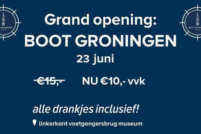 Boot Groningen, Groningen, The Netherlands
