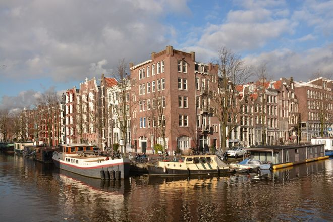 Brouwersgracht, Amsterdam, The Netherlands