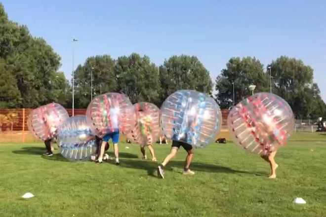 Bubble Football Amsterdam, Amsterdam, The Netherlands