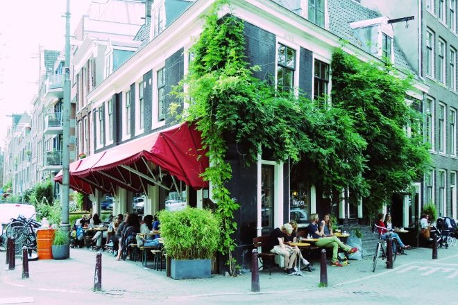 Cafe Thijssen, Amsterdam, The Netherlands