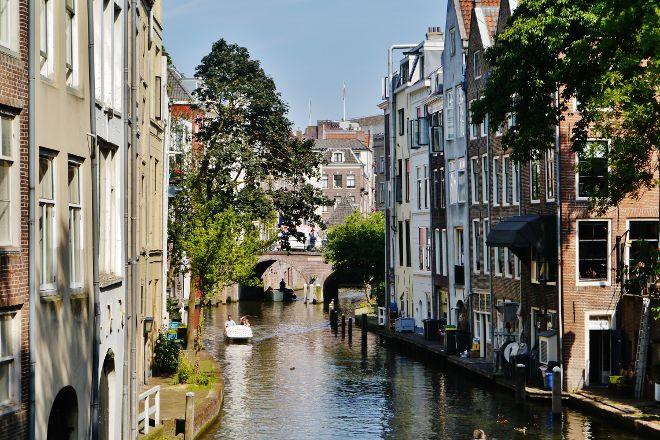 Canals area, Utrecht, The Netherlands