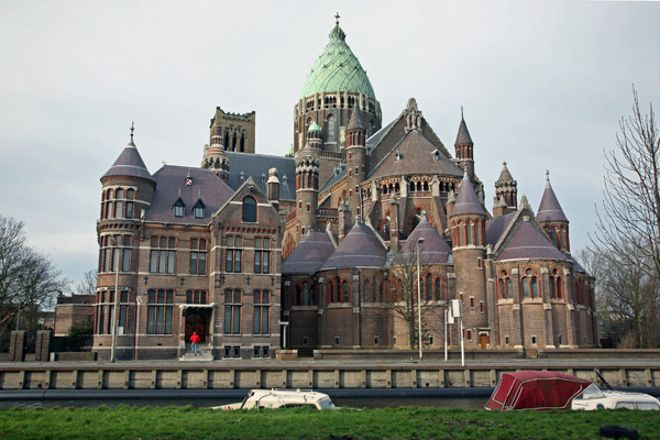 Cathedral of Saint Bavo, Haarlem, The Netherlands