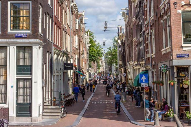 De 9 Straatjes, Amsterdam, The Netherlands