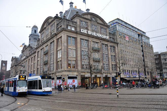 De Bijenkorf, Amsterdam, The Netherlands