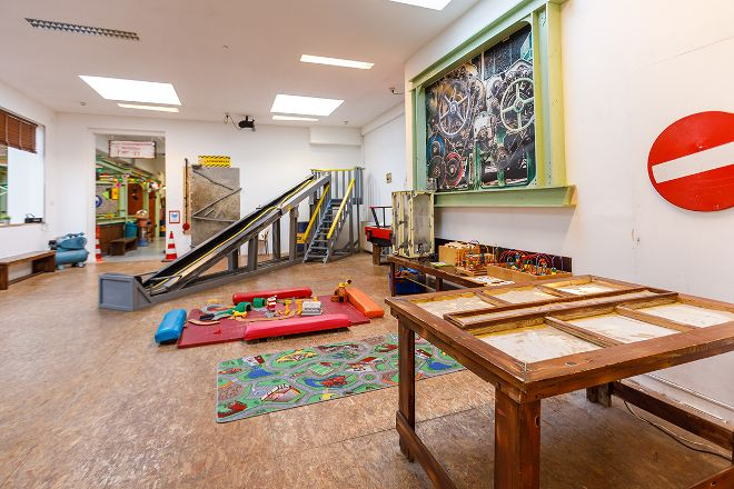 The children's work place, The Hague, The Netherlands