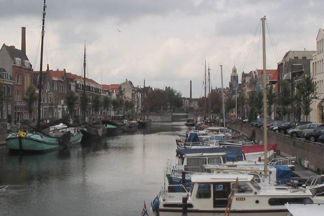 Delfshaven, Rotterdam, The Netherlands