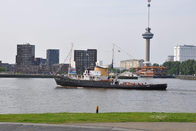 Euromast, Rotterdam, The Netherlands