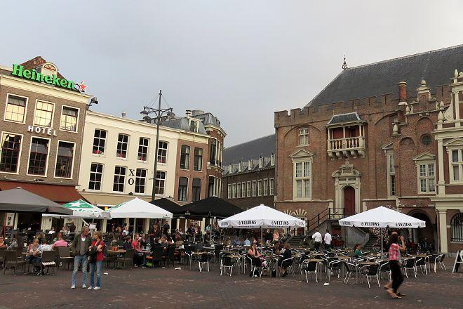 Grote Markt, Haarlem, The Netherlands