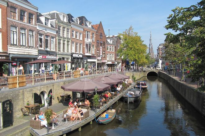 Historische binnenstad Leeuwarden, Leeuwarden, The Netherlands