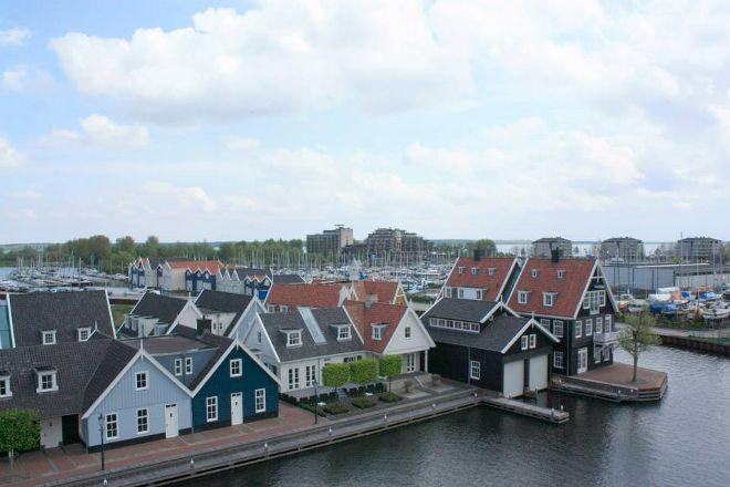 Huizen Haven Van 't Gooi, Huizen, The Netherlands