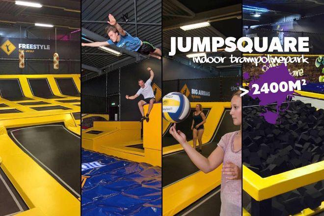 Jumpsquare, Nieuwegein, The Netherlands
