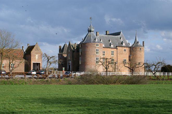 Kasteel Ammersoyen, Ammerzoden, The Netherlands