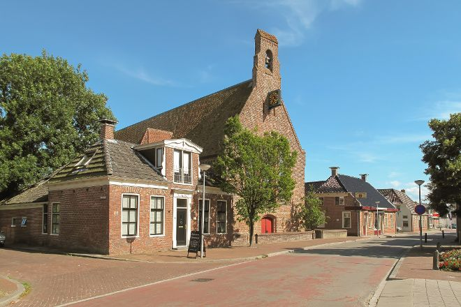 Klooster-wandeling Aduard, Aduard, Holland