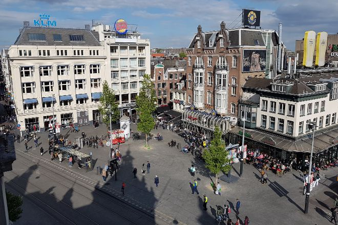 Leidseplein, Amsterdam, The Netherlands