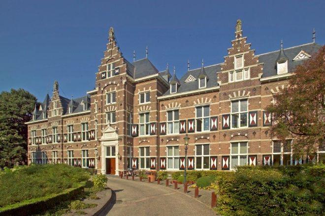 Mannenzaal van het St Pieters en Bloklands Gasthuis, Amersfoort, The Netherlands