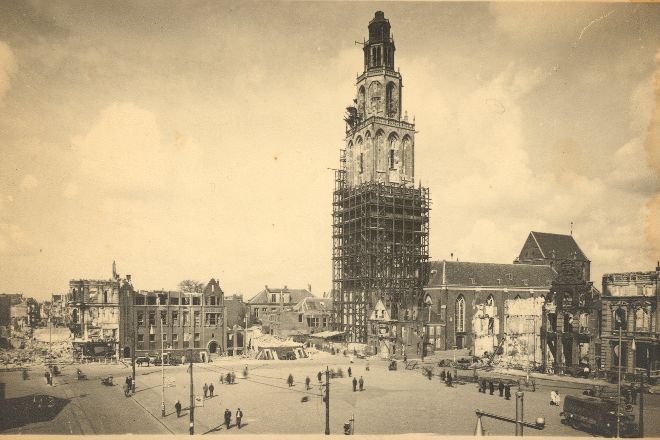 Martinitoren, Groningen, The Netherlands