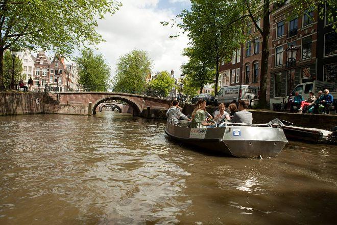 MokumBoat, Amsterdam, The Netherlands
