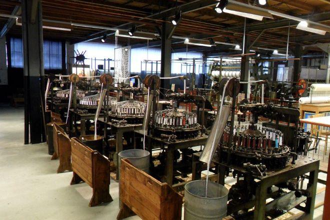 Museum De Kantfabriek, Horst, The Netherlands