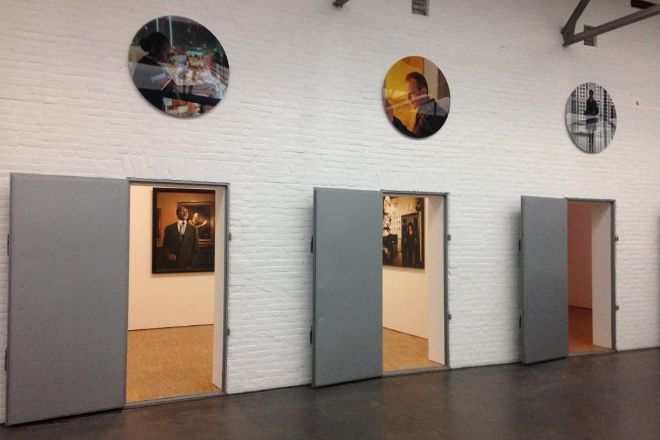 Museum De pont, Tilburg, The Netherlands