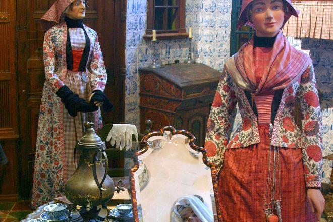 Museum Hindeloopen, Hindeloopen, The Netherlands