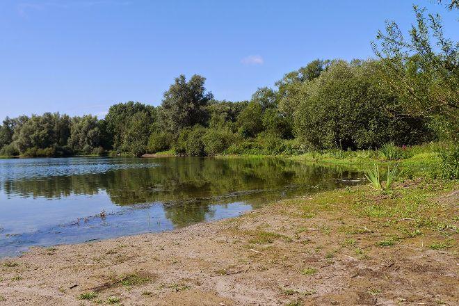 Natuur-reservaat Ooijpolder-De Vlietberg Nijmegen, Nijmegen, The Netherlands