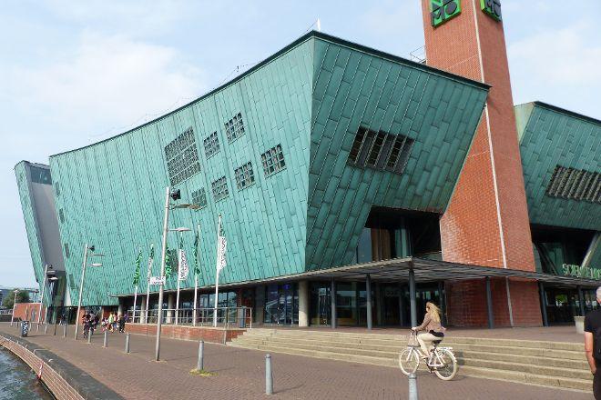 NEMO Science Museum, Amsterdam, The Netherlands