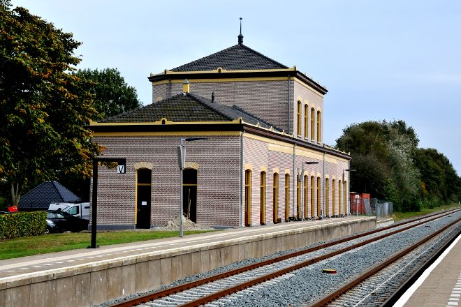 Noord-Nederlands Trein & Tram Museum, Zuidbroek, The Netherlands