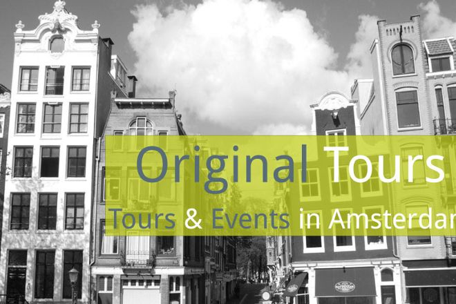 Original Amsterdam Tours, Amsterdam, The Netherlands