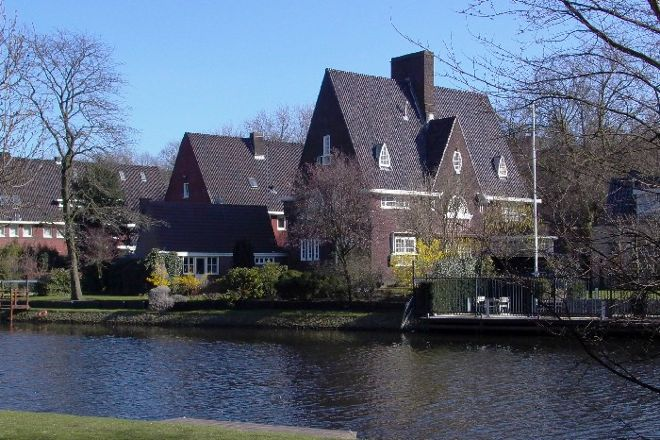 Oud Zuid, Amsterdam, The Netherlands