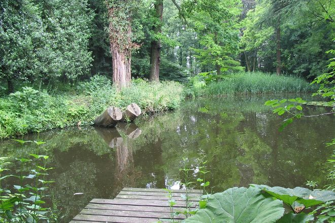 Historische Tuin Schoonoord, Rotterdam, The Netherlands