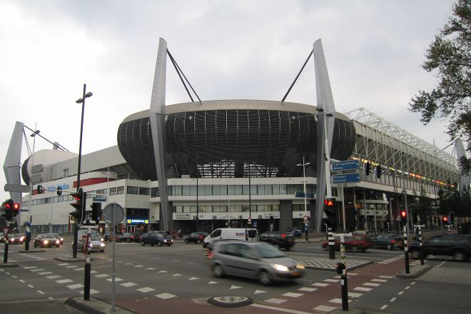 Philips Stadion, Eindhoven, The Netherlands