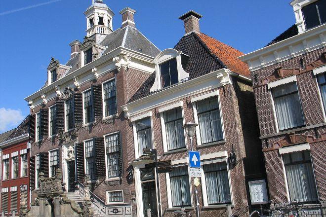 Rijksmonument Stadhuis Sneek uit 1550-1605, Sneek, The Netherlands