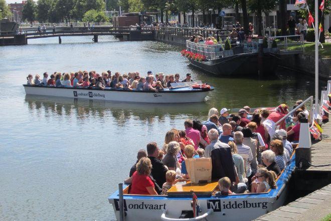 Rondvaart Middelburg, Middelburg, The Netherlands