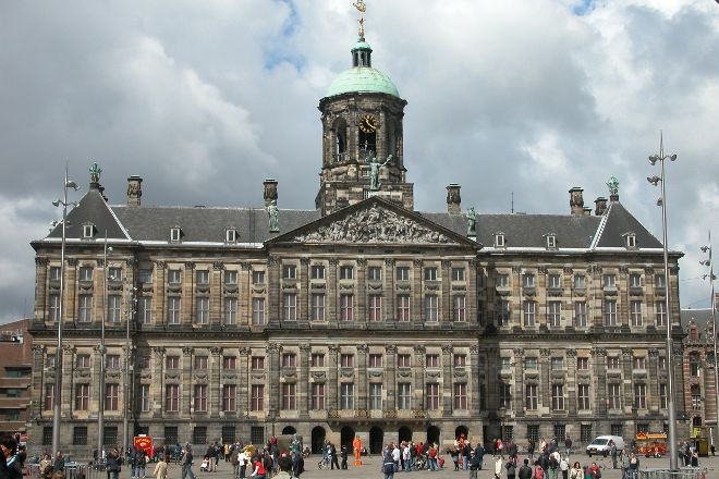 Royal Palace Amsterdam, Amsterdam, The Netherlands