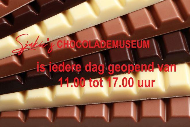 Sjakie's Chocolademuseum, Middelburg, The Netherlands
