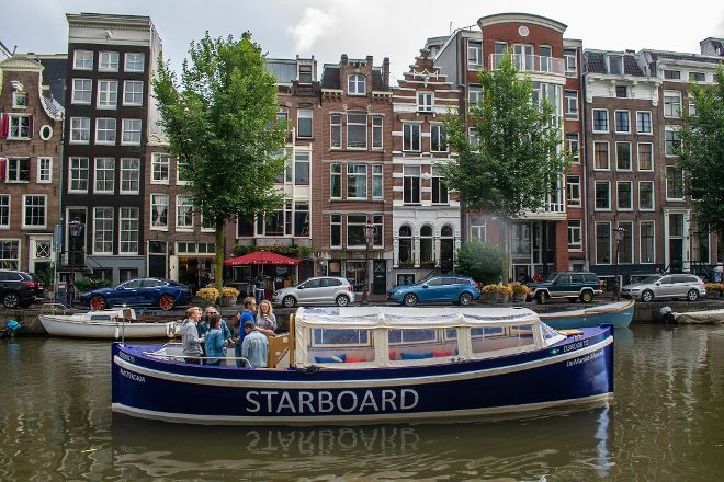 Starboard Boats, Amsterdam, The Netherlands