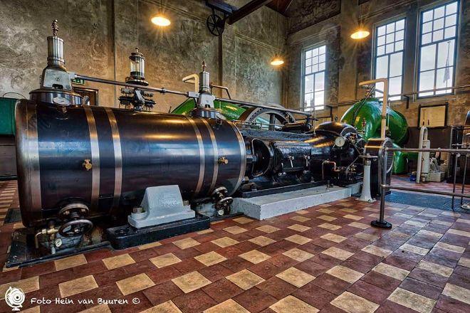 Stoomgemaal De Tuut, Appeltern, The Netherlands