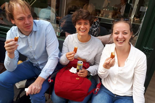 Street Food Tour Utrecht, Utrecht, The Netherlands