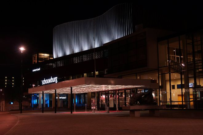 Theaters Tilburg, Tilburg, The Netherlands