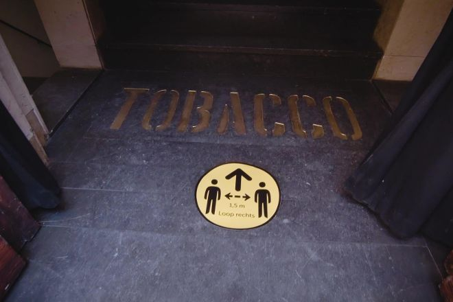 TOBACCO Theater, Amsterdam, The Netherlands