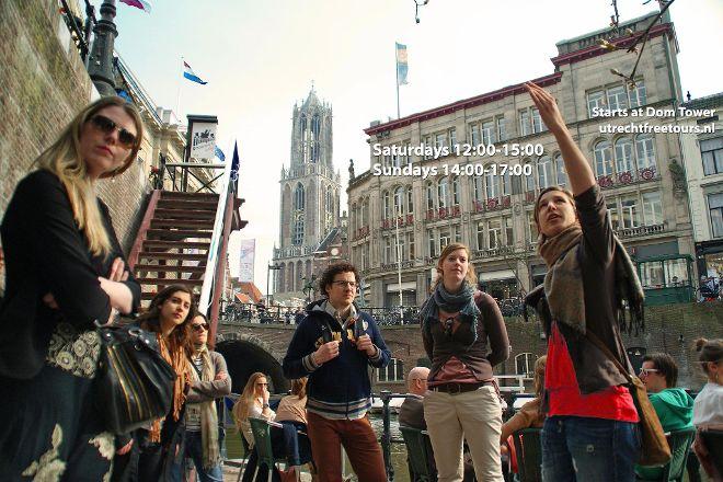 Utrecht Free Tours, Utrecht, The Netherlands