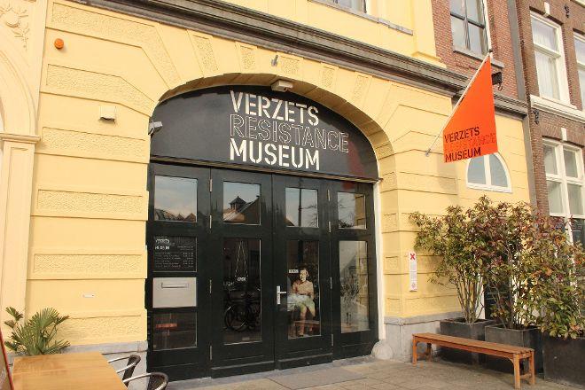 Verzetsmuseum Amsterdam, Amsterdam, The Netherlands