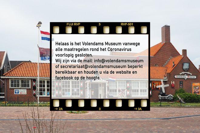Volendams Museum, Volendam, The Netherlands