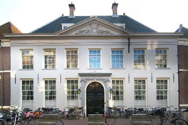 Westindisch Huis, Amsterdam, The Netherlands